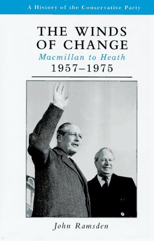 the wind of change speech by harold macmillan After serving in the first world war harold macmillan entered 1960-02-03 british prime minister harold macmillan makes his famous wind of change speech in.