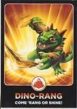 Skylanders Giants No. 030 DINO-RANG - Original Characters Individual Trading Card