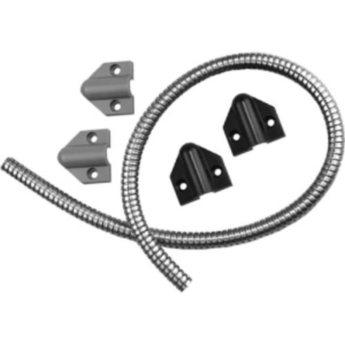 Securitron Door Cord With Gray/Black Caps and 18