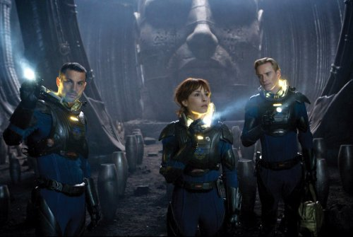 SALE Prometheus (2012) Sci-Fi Movie, Space Fiction, Noomi Rapace, Michael Fassbender, Charlize Theron, Idris Elba, Guy Pearce, Logan Marshall-Green, Ridley Scott