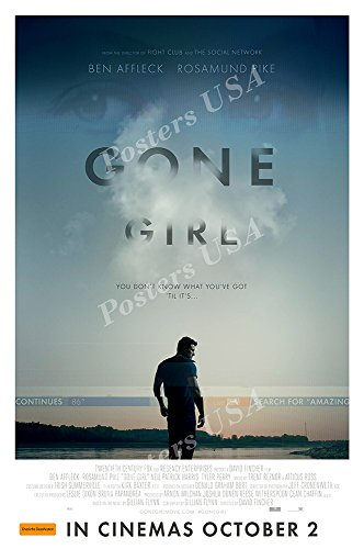 """Posters USA - Gone Girl Movie Poster - MOV160 (16"""" x 24"""" (41cm x 61cm))"""