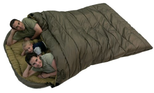 TETON Sports Queen Size Sleeping Bag