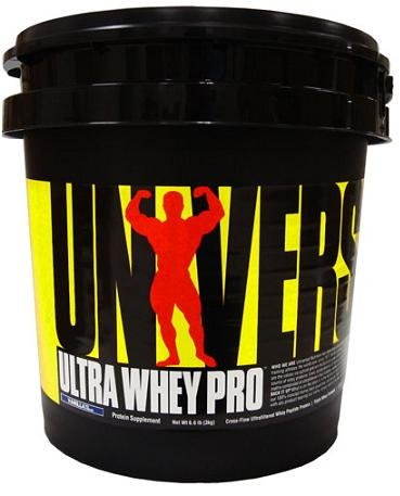 Universal Nutrition Ultra Whey Pro, Chocolate, 10-Pounds