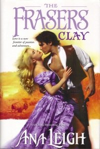 The Frasers Clay, Ana Leigh