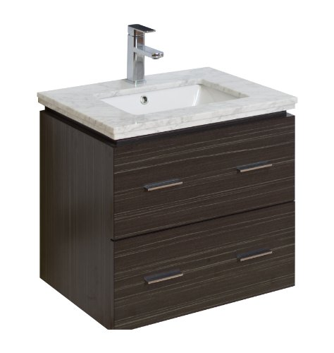 Solid Plywood Wall Mount Bathroom Vanities Base 24 W X 18 D 2 Large Drawers Us Ebay