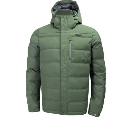 044212914212 - Merrell Men's Ice Attack Parka, Small, Chive carousel main 0