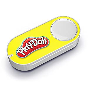 Play-Doh Dash Button from Amazon