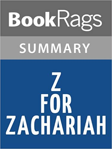 ebook z for zachariah