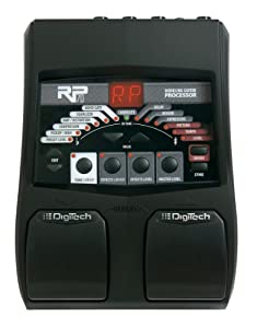 digitech rp70 guitar multi effects processor musical instruments. Black Bedroom Furniture Sets. Home Design Ideas