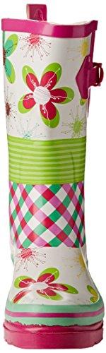 BECK Spring, Damen Kurzschaft Gummistiefel, Mehrfarbig (50), 39 EU -