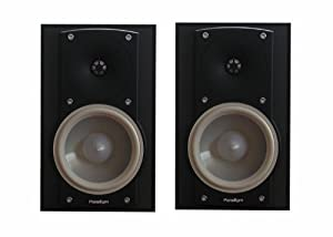 Paradigm Atom Monitor v.6 Bookshelf Speakers (Black Ash)