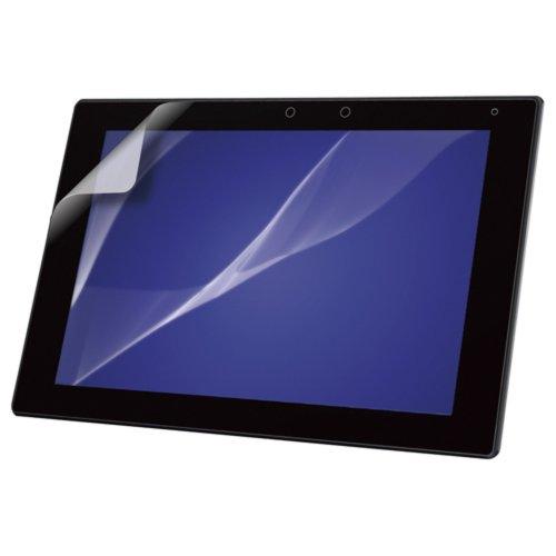 iBUFFALO Xperia Z2 Tablet専用 気泡が消える液晶保護フィルム 高光沢タイプ BSTPXTZ2FG