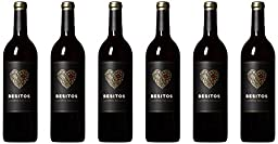 Besitos Lip Smack Attack Mixed Pack, 6 x 750 mL Wine