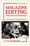 img - for Magazine Editing for Professionals book / textbook / text book