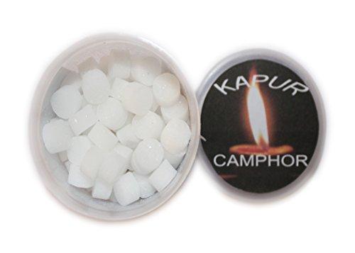 Premium Quality H.M. Camphor Kapur Pack Of 50 Grams