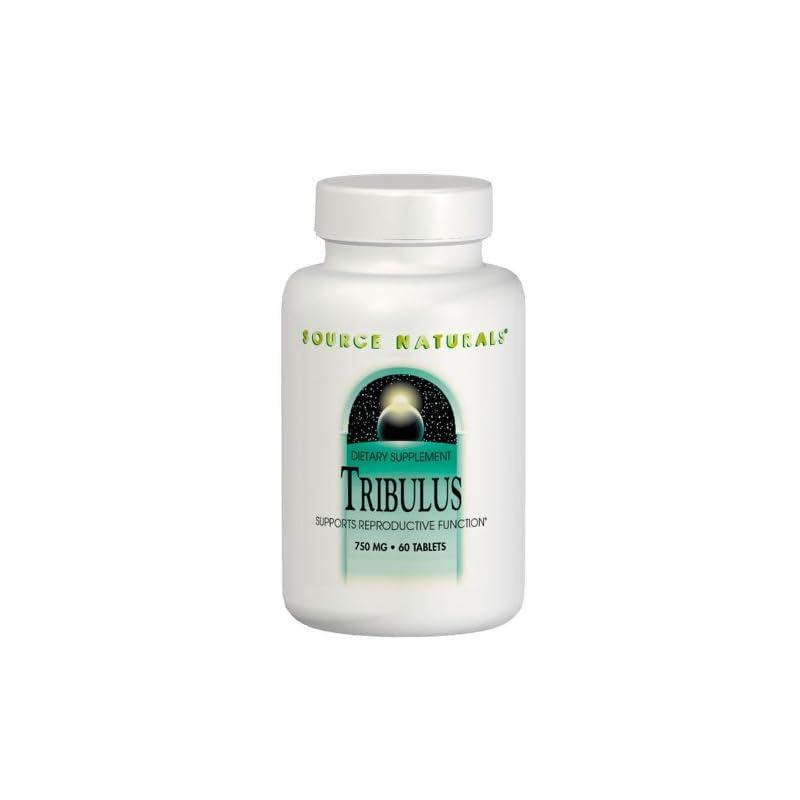 Tribulus 750 mg - 60 comprimés - Production de testostérone