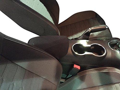 BMW X5 & X6 35i 2012-2016 Trucks SUV'S Car Auto Center Armrest Neoprene Covers Center console Neoprene Waterproof cover - Black (Bmw X5 Auto compare prices)