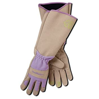 Magid BE195T Bella Womens Pro Rose Garden Glove, Medium