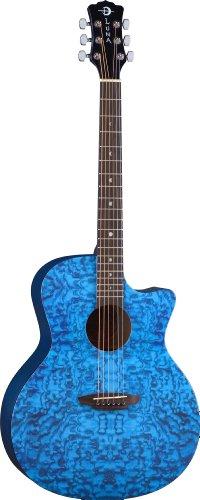 Luna Gyp Qa Tbl Acoustic Guitar