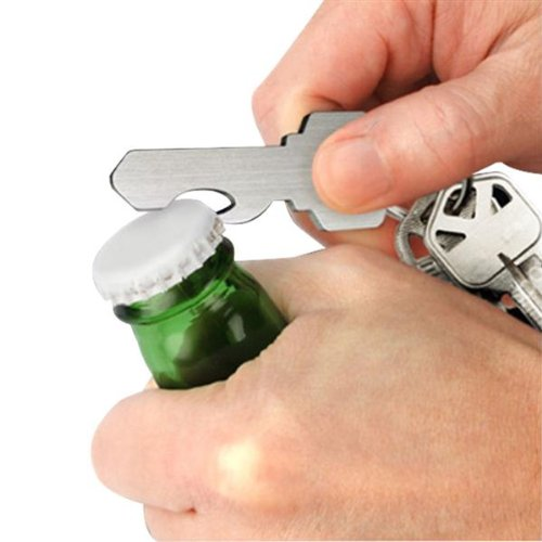 IGGI Key Bottle Opener, Silver