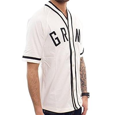 Grimey T-Shirt Uniform Tee White
