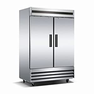 Alamo Double Door Reach In Freezer **Lease $93 a Month** Call 817-888-3056