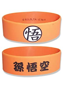 Dragon Ball Z Goku Symbol Wristband