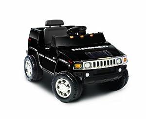 Kid Motorz 6V Hummer H2 Ride On, Black