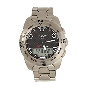 Tissot Gents Watch T-Touch Expert T0134204420100