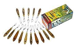 Isomars Painting Knives - Set of 15
