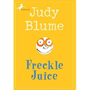 freckle juice book report Andrew wants freckles more than anything in the world is it worth fifty cents for the secret recipe for freckle juice.