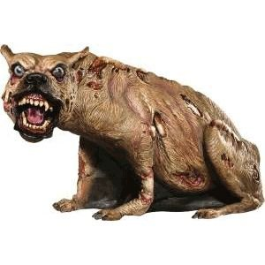 Demon Hound Halloween Prop