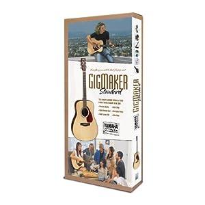Yamaha Gigmaker Standard Acoustic Guitar Pack