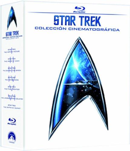 Pack Star Trek (Pelicula 1-6) [Blu-ray]