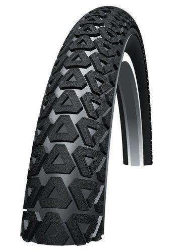 SCHWALBE BMX Reifen Dirty Harry Active 20 x 2,10 Draht (Größe: 20 x 2,10 Zoll)