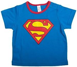 Super Baby - Camiseta de manga corta para bebé