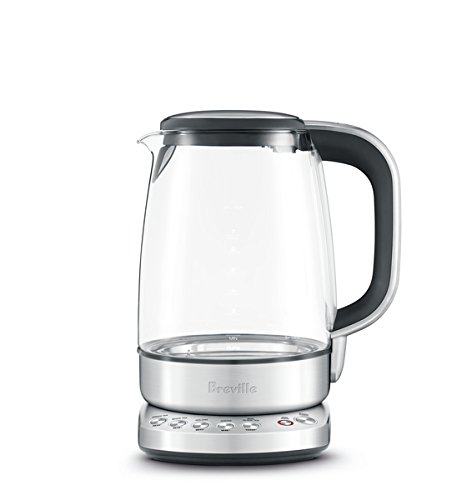 Breville BKE830XL The IQ Kettle Pure, Silver (Electric Tea Kettle Multi Temp compare prices)