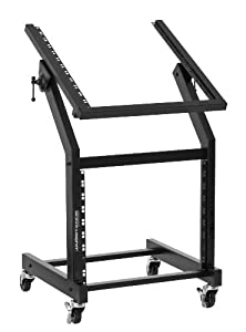 Ultimate Support JSSRR100 Rolling Rack Stand