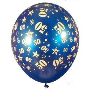 50th Balloons: Amazon.co.uk: Kitchen & Home