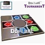 PS3/PS2 Tournament Metal Arcade Dance Pad