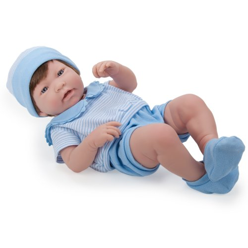 "Jc Toys La Newborn Boy 17"" Baby Doll"