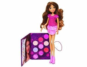 Amazon.com: Disney Violetta Fashion Doll with Make up Trousse: Toys
