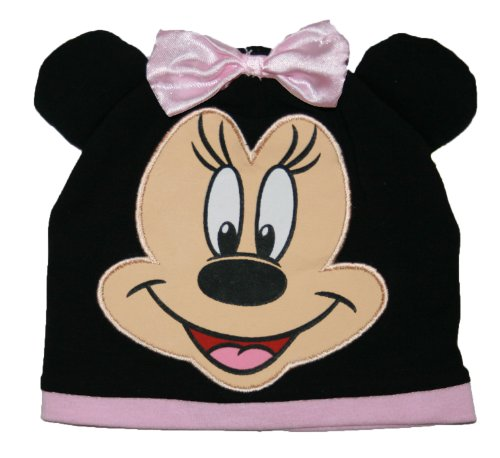 Minnie Mouse Infant Girls Character Hat (Infant) - 1