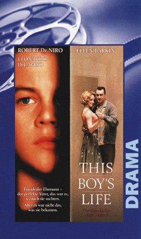 This Boy's Life - Die Geschichte einer Jugend [VHS]