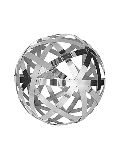 Three Hands Stainless Steel Orb