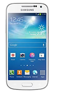 Samsung Galaxy S4 mini i9195 Sim Free Smartphone - White