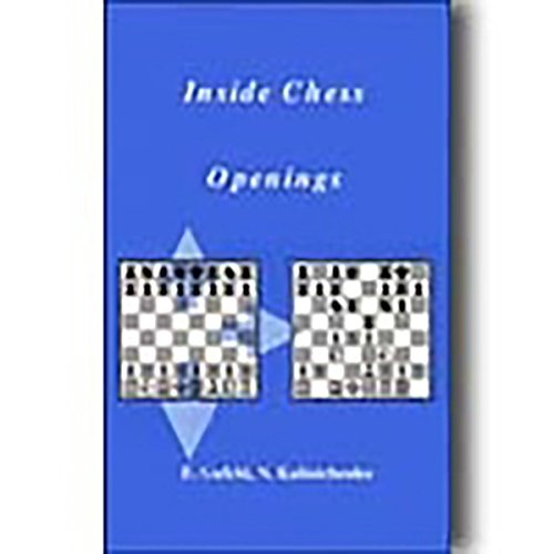 Inside Chess Openings - PAPERBACK