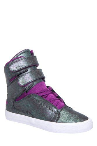 Supra Women's Society Ii Hi Top Sneaker