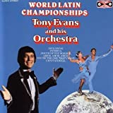 World Latin Championships CD Music For Dancing recorded in tempo for music teaching performance or general listening and enjoyment