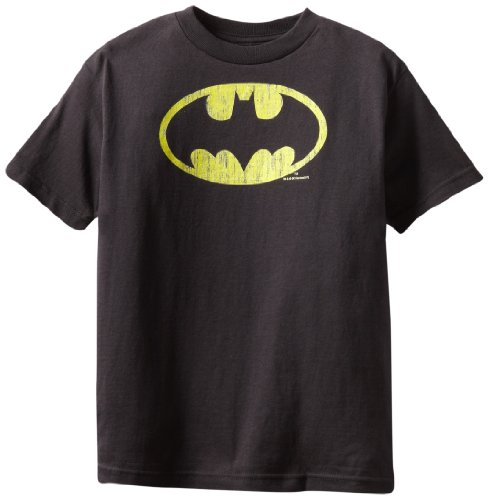 Dc Comics Boys 8-20 Batman Yth Classic Batman Logo at Gotham City Store